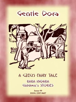 cover image of GENTLE DORA--A Czech Folk Tale
